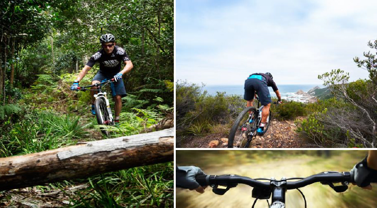 Mountain biking, Plett
